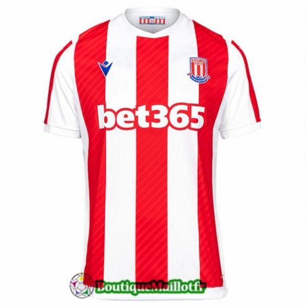 Maillot Stoke City 2021 2022 Domicile