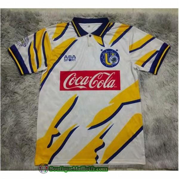 Maillot Tigers Retro 1997 98 Exterieur