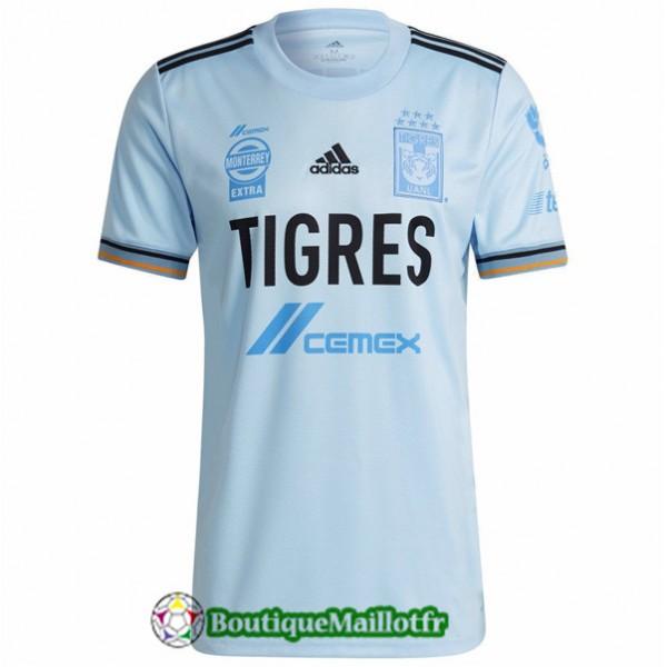 Maillot Tigres Uanl 2021 2022 Exterieur