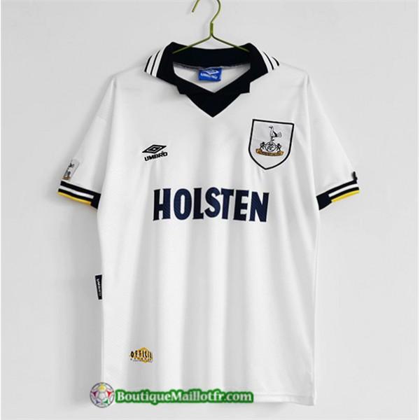 Maillot Tottenham Hotspur Retro 1994 95 Domicile