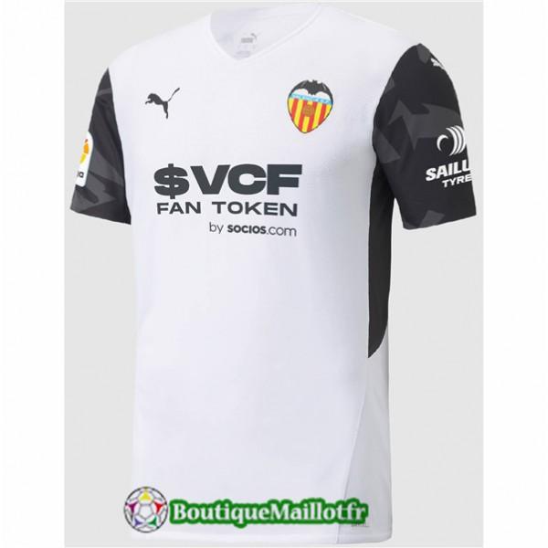 Maillot Valence Cf 2021 2022 Domicile