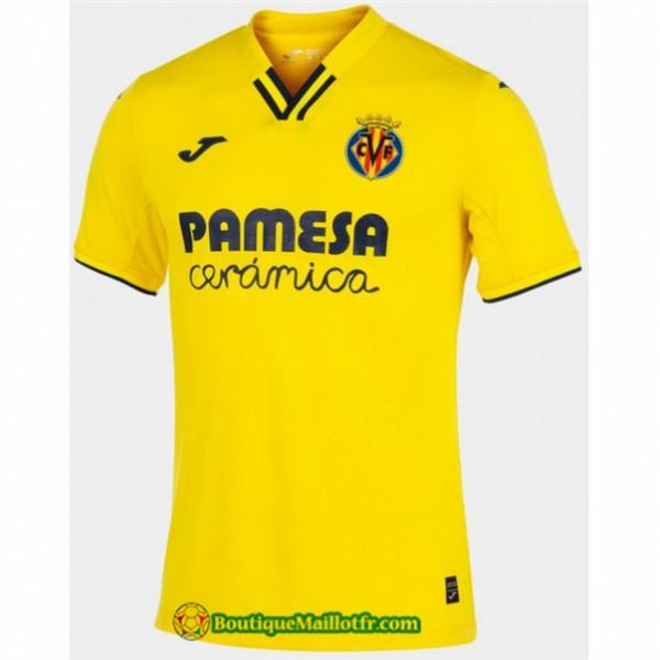 Maillot Villarreal 2021 2022 Domicile