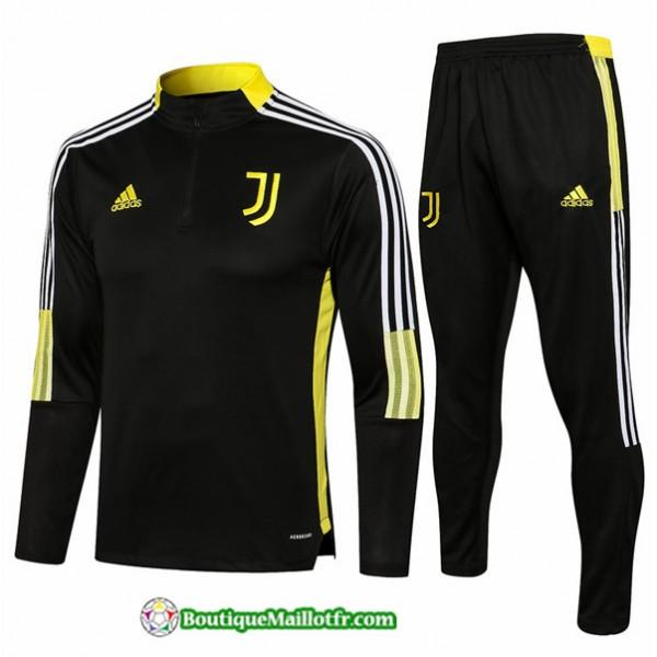 Survetement Juventus 2021 2022 Noir