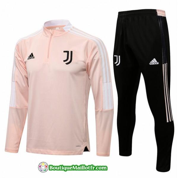 Survetement Juventus 2021 2022 Rose
