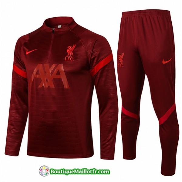 Survetement Liverpool 2021 2022 Bordeaux