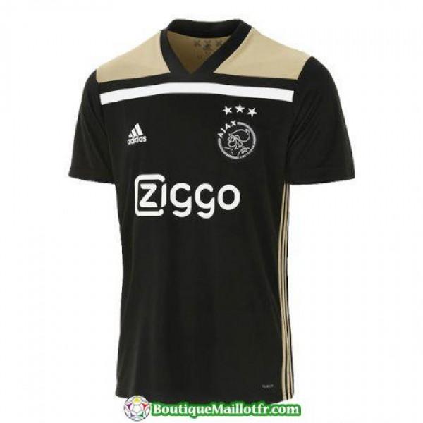 Maillot Ajax 2018 2019 Exterieur