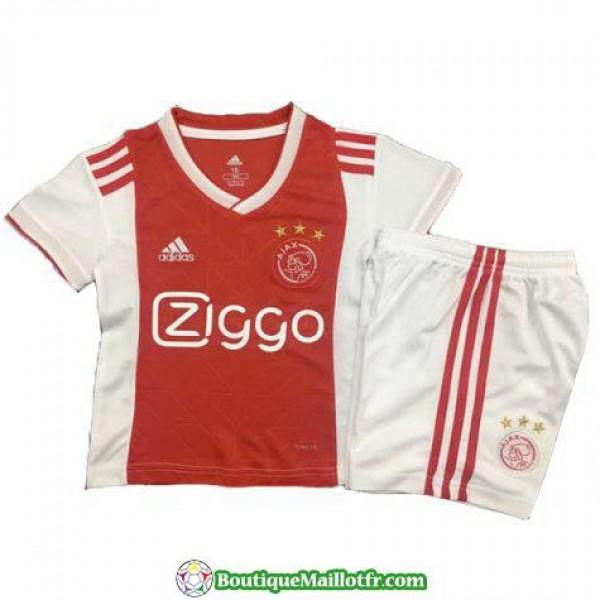 Maillot Ajax Enfant 2018 2019 Domicile