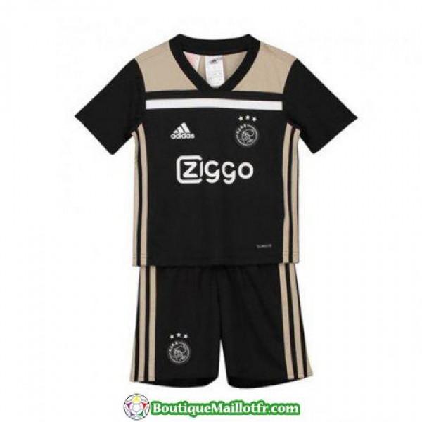 Maillot Ajax Enfant 2018 2019 Exterieur