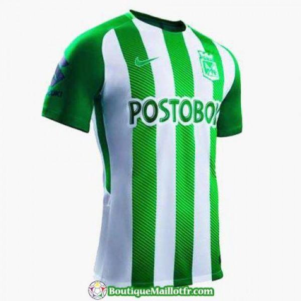 Maillot Atletico Nacional 2018 2019 Domicile