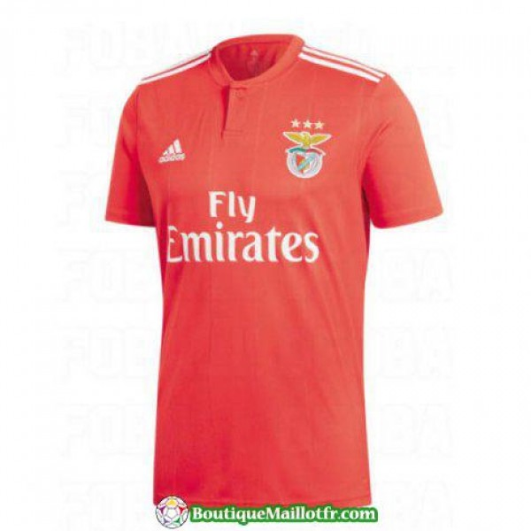 Maillot Benfica 2018 2019 Domicile