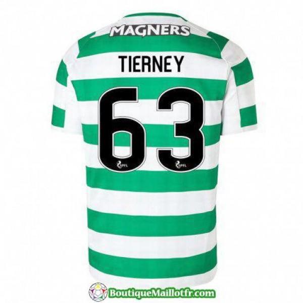 Maillot Celtic Tierney 2018 2019 Domicile