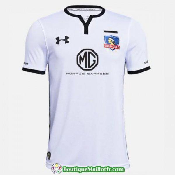 Maillot Colo Colo Mg 2018 2019 Domicile