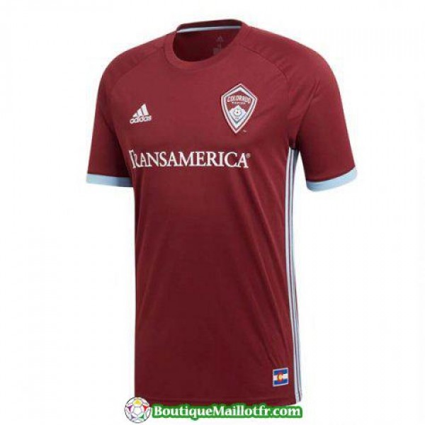 Maillot Colorado Rapids 2018 2019 Domicile