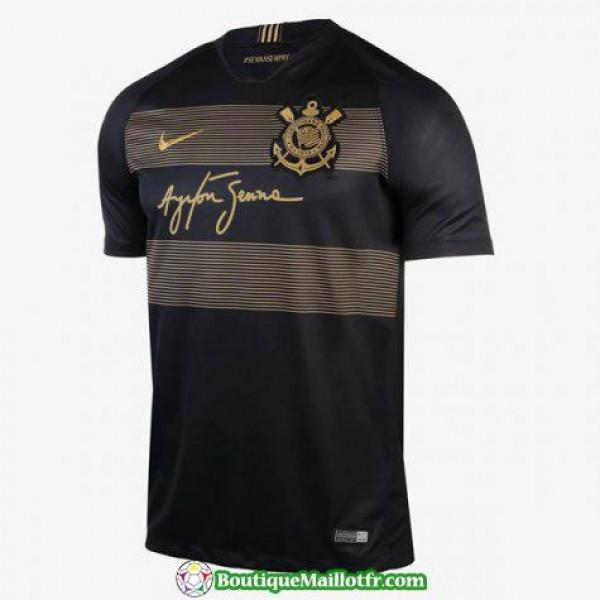 Maillot Corinthians 2018 2019 Neutre