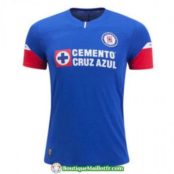 Maillot Cruz Azul 2018 2019 Domicile