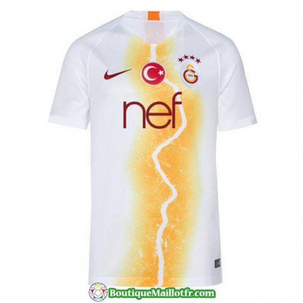 Maillot Galatasaray 2018 2019 Neutre