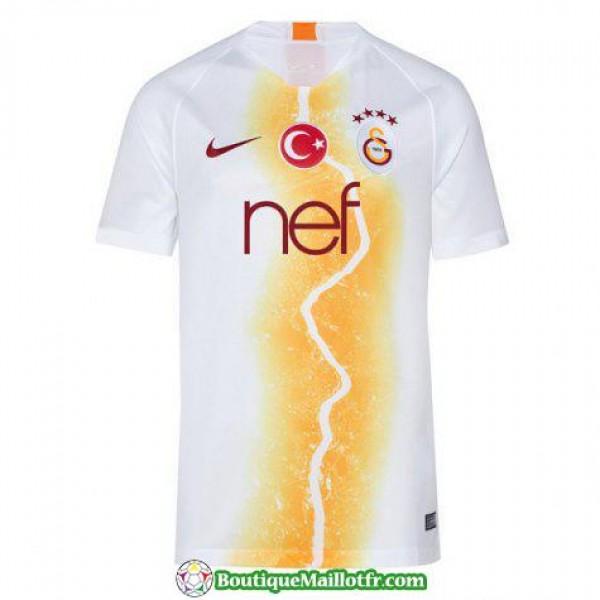 Maillot Galatasaray 2018 2019 Neutre