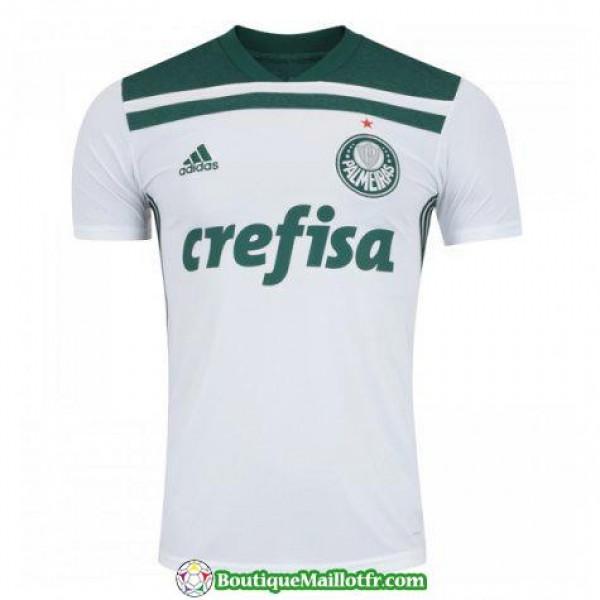 Maillot Palmeiras 2018 2019 Exterieur