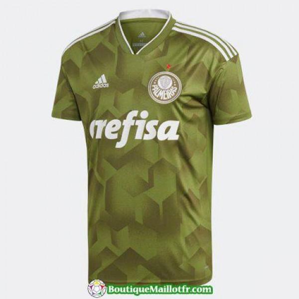 Maillot Palmeiras 2018 2019 Neutre