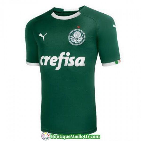 Maillot Palmeiras 2019-2020 Domicile