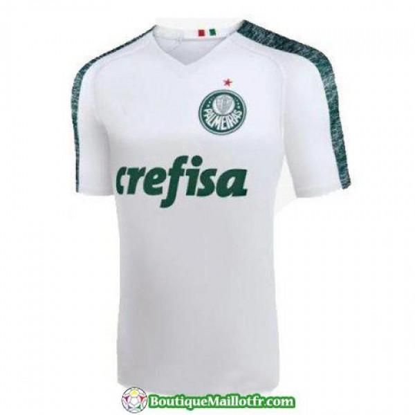 Maillot Palmeiras 2019-2020 Exterieur