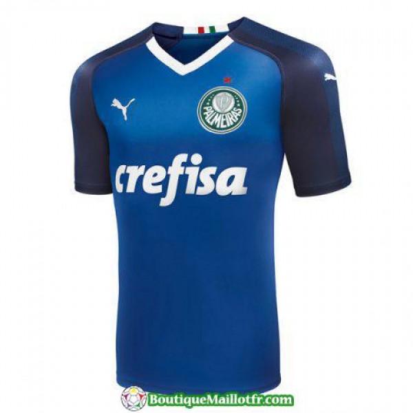 Maillot Palmeiras Gardien 2019-2020 Bleu