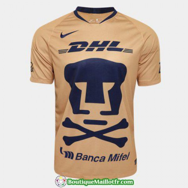 Maillot Puma Unam Edition Speciale 2018 2019 Brown