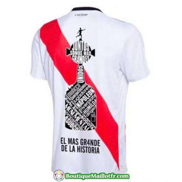 Maillot River Plate Copa Libertadores Edition Spec...