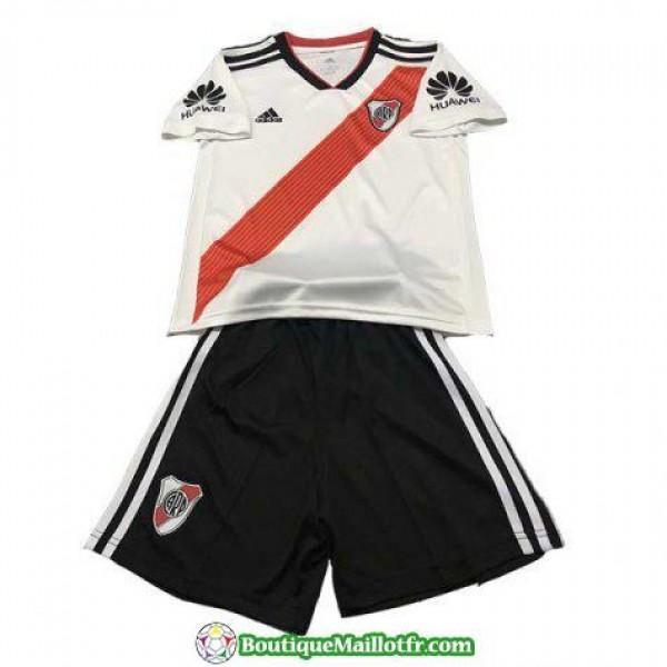 Maillot River Plate Enfant 2018 2019 Domicile