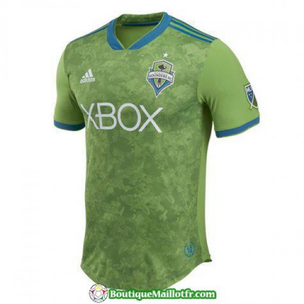 Maillot Seattle Sounders 2018 2019 Domicile
