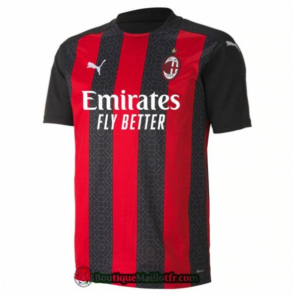 Maillot Ac Milan 2020 2021 Domicile