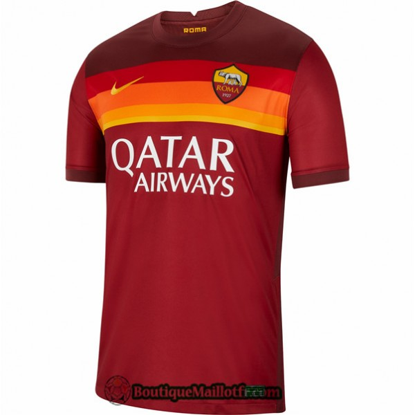 Maillot As Rome 2020 2021 Domicile