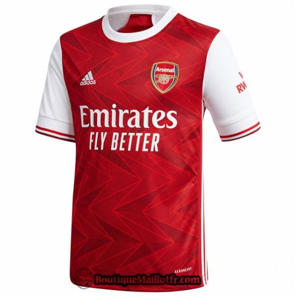 Maillot Arsenal 2020 2021 Domicile