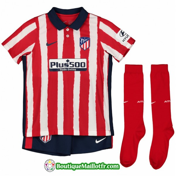 Maillot Atletico Madrid 2020 2021 Domicile