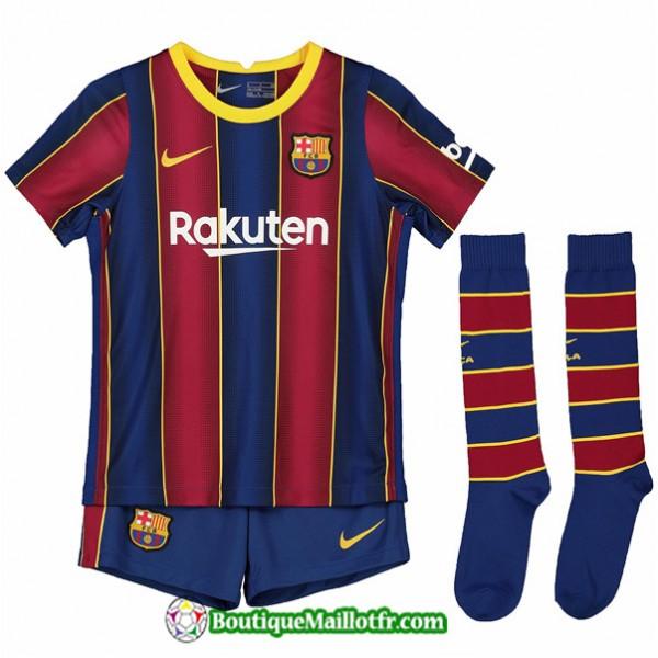 Maillot Barcelone Enfant 2020 2021 Domicile