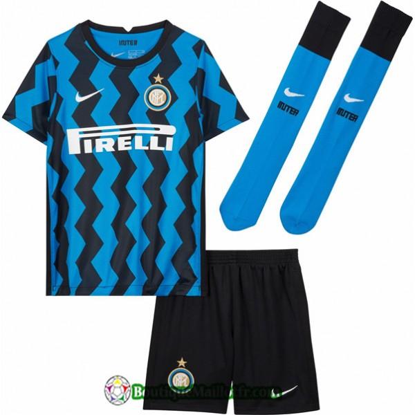 Maillot Inter Milan Enfant 2020 2021 Domicile