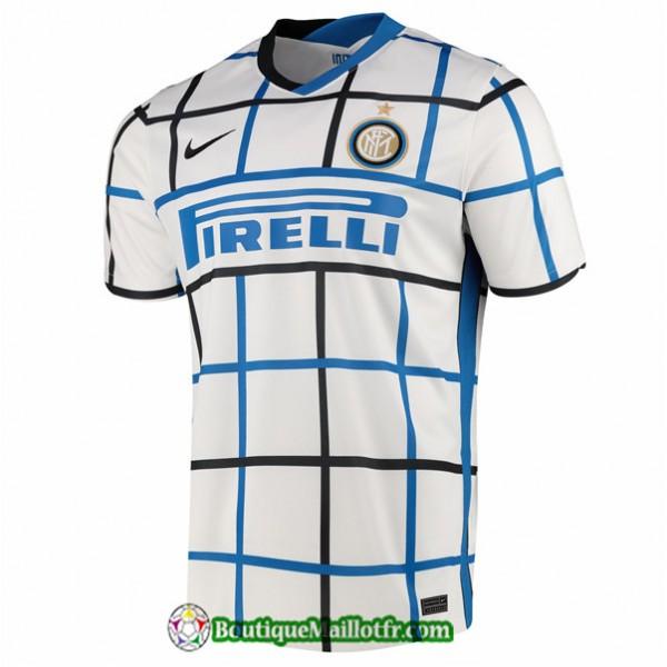 Maillot Inter Milan 2020 2021 Exterieur