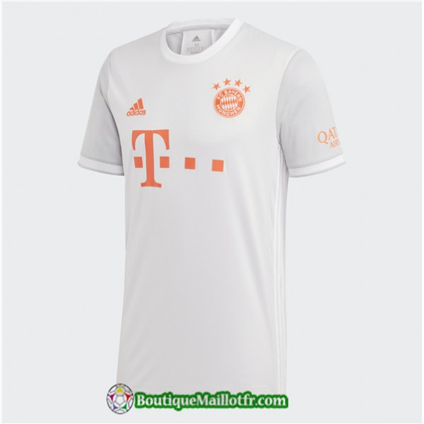 Maillot Bayern Munich 2020 2021 Exterieur
