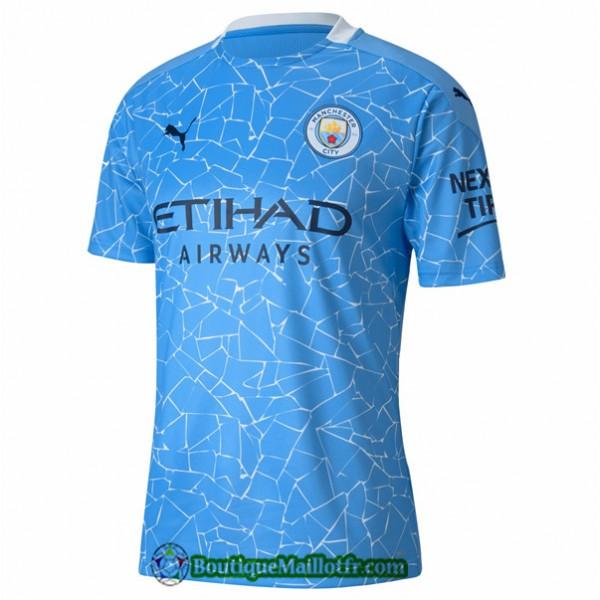 Maillot Manchester City 2020 2021 Domicile