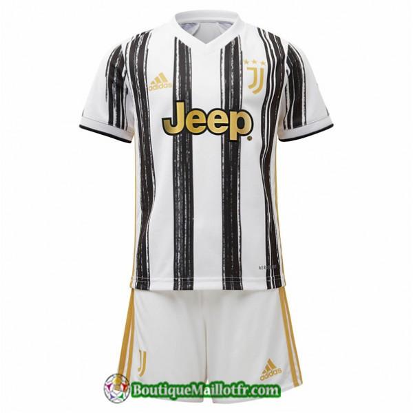 Maillot Juventus Enfant 2020 2021 Domicile