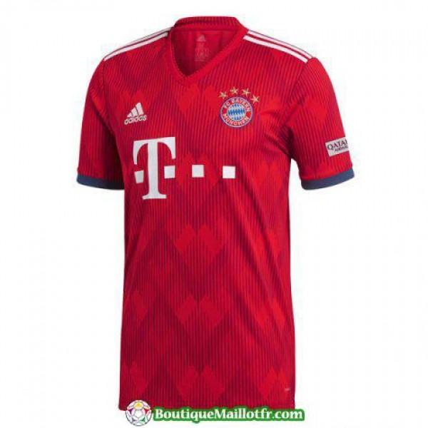 Maillot Bayern Munich 2018 2019 Domicile