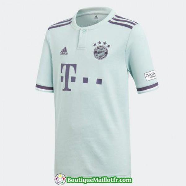 Maillot Bayern Munich 2018 2019 Exterieur