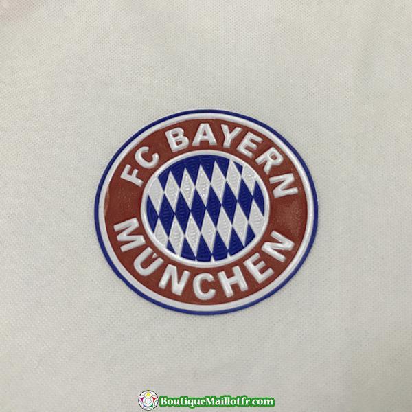 Maillot Bayern Munich Commemoratif Blanc