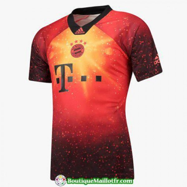 Maillot Bayern Munich Ea Sports Edition Limitee 2018 2019