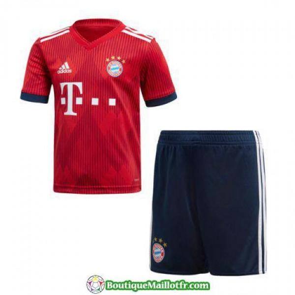 Maillot Bayern Munich Enfant 2018 2019 Domicile