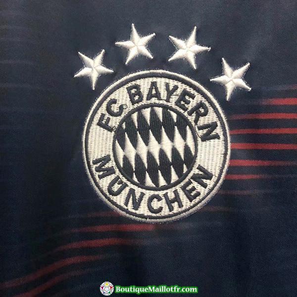 Maillot Bayern Munich Entrainement 2018 2019 Noir