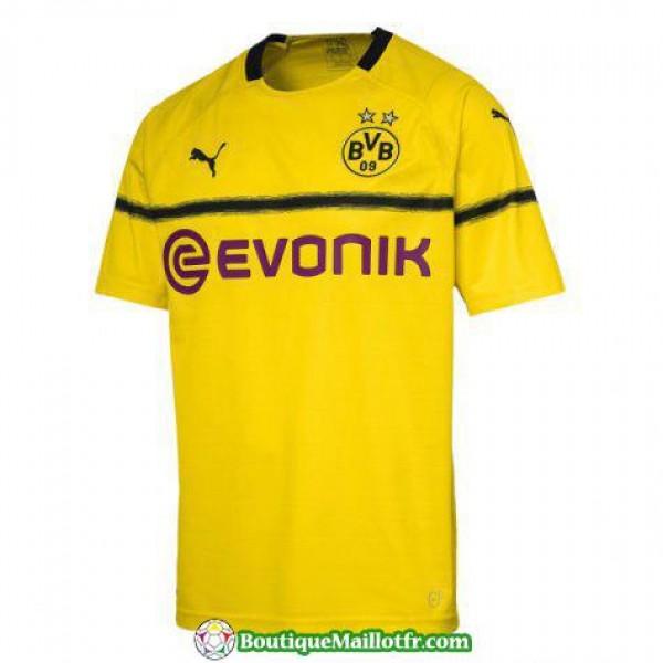 Maillot Dortmund 2018 2019 Champions League Jaune