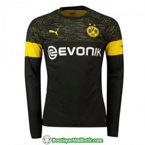 Maillot Dortmund Manche Longue 2018 2019 Exterieur