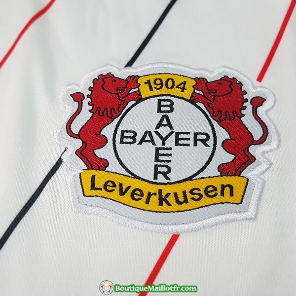Maillot Leverkusen 2018 2019 Exterieur