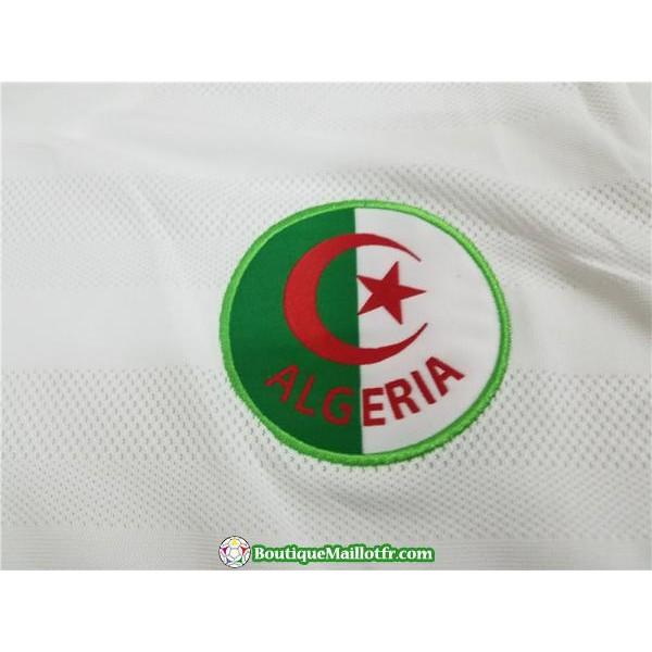 Maillot Algerie 2018 Domicile